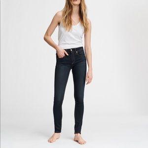 Rag & Bone Cate Mid Rise Skinny Jeans in Bedford